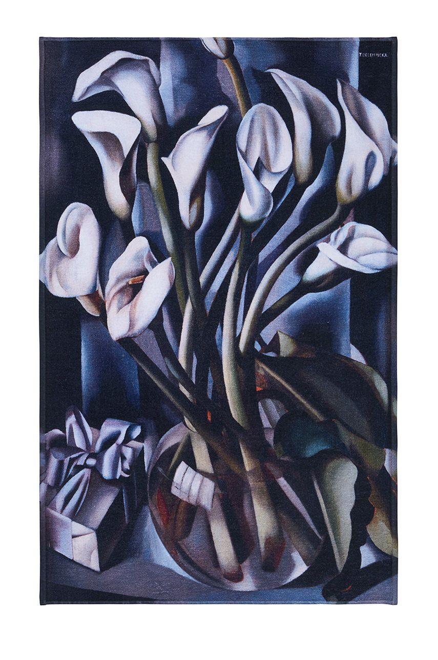MuseARTa - Prosop Tamara de Lempicka Arums
