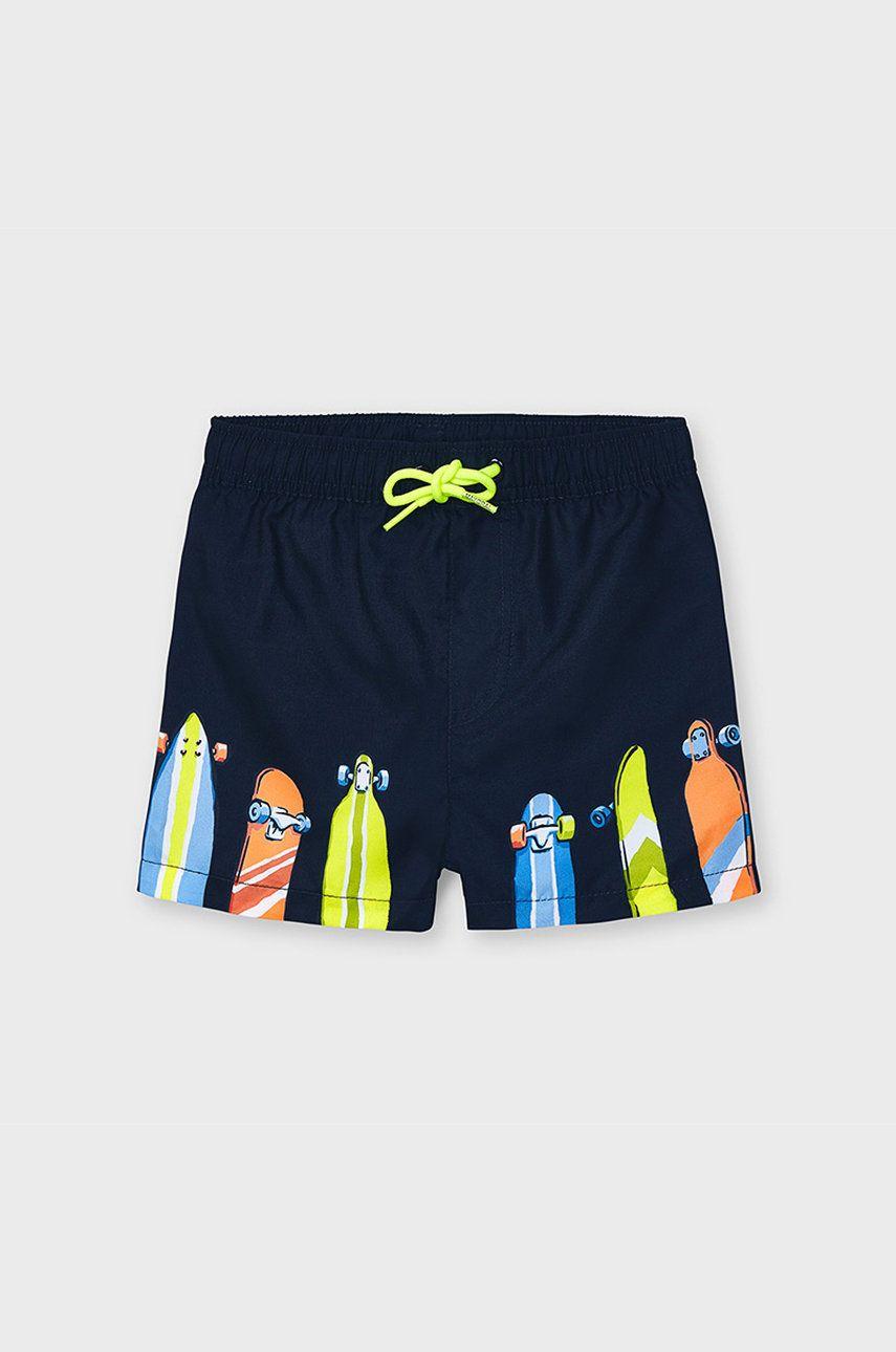 Mayoral - Pantaloni scurti de baie copii imagine answear.ro 2021