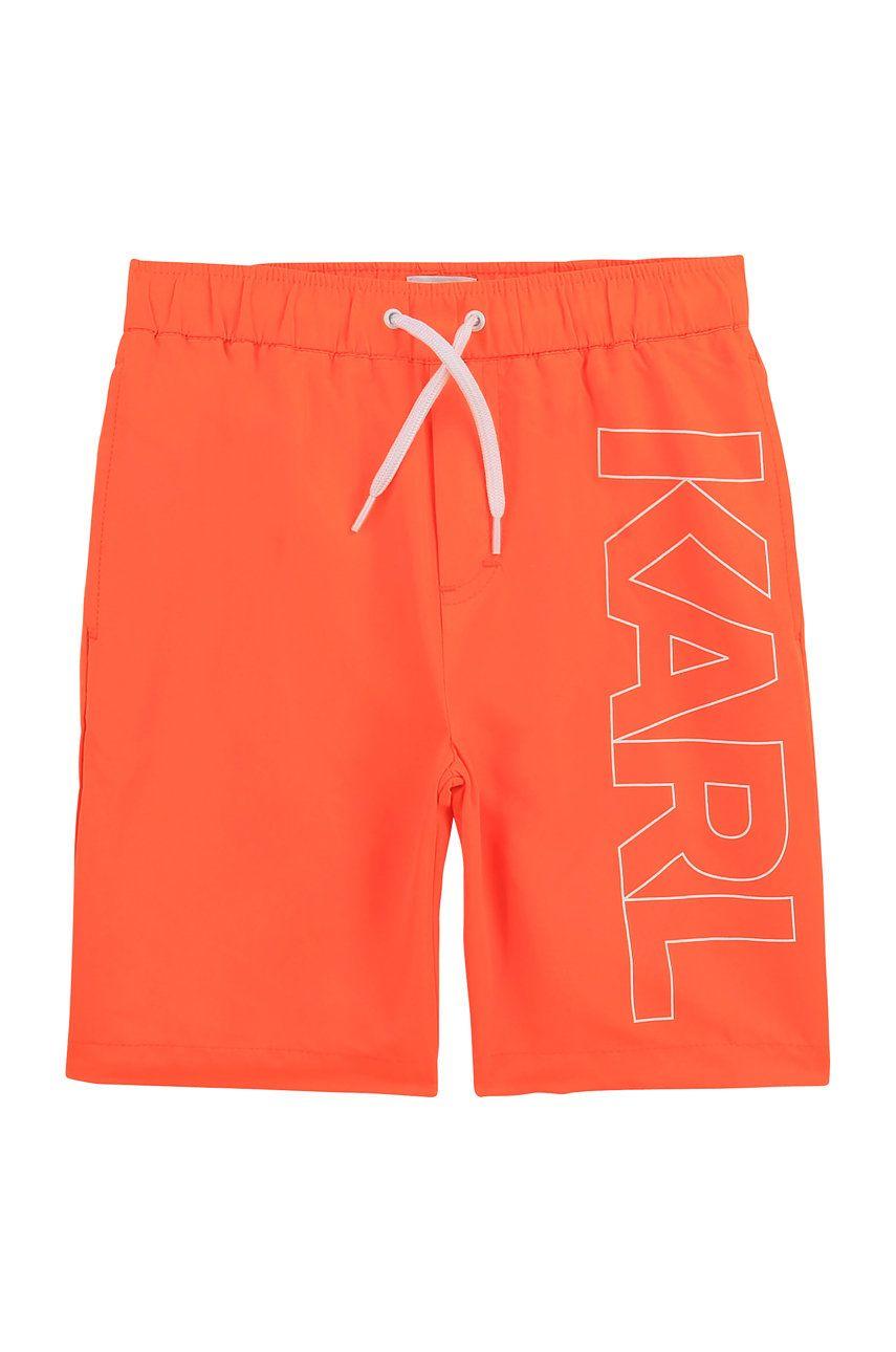 Karl Lagerfeld - Pantaloni scurti de baie copii