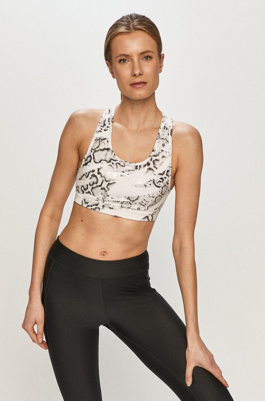 Puma - Sutien sport imagine answear.ro 2021