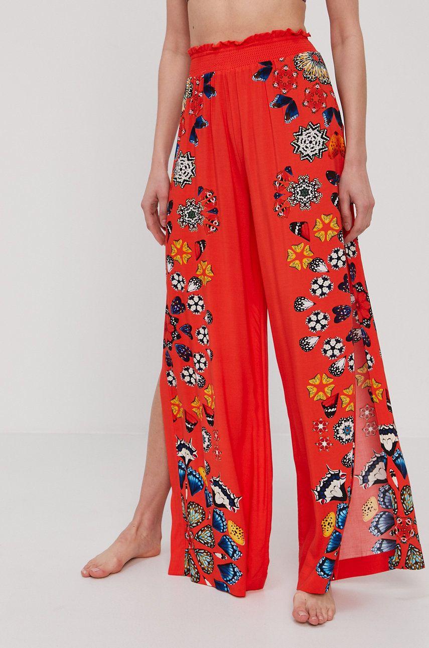 Desigual - Pantaloni de plaja