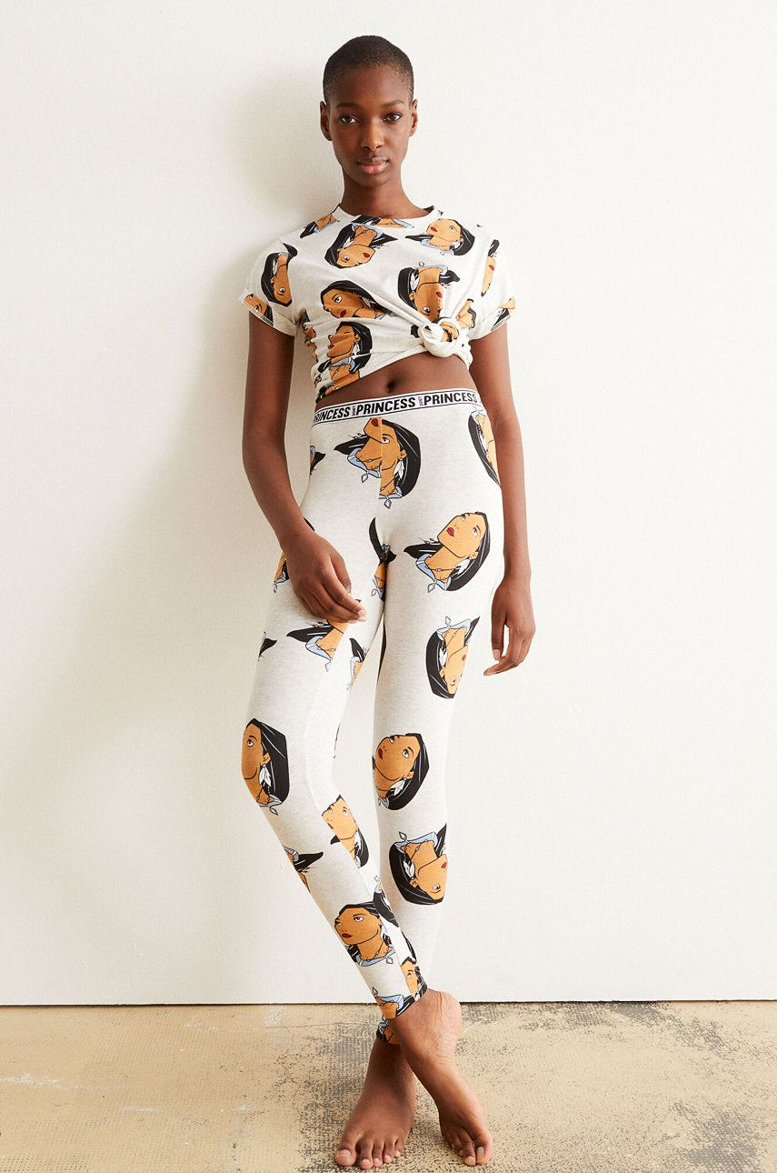 Undiz - Colanti de pijama ALLPOCANIZ