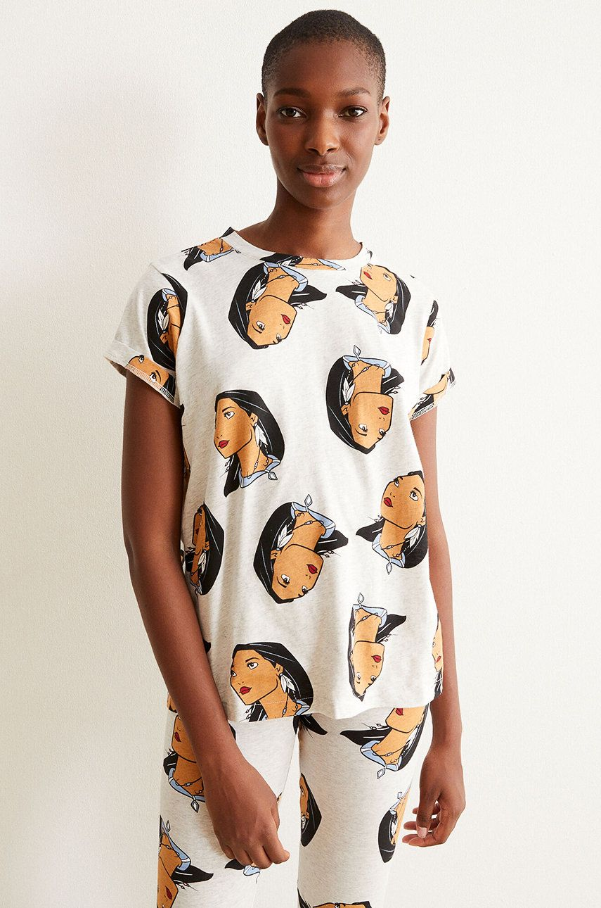Undiz - Tricou de pijama ALLPOCANIZ