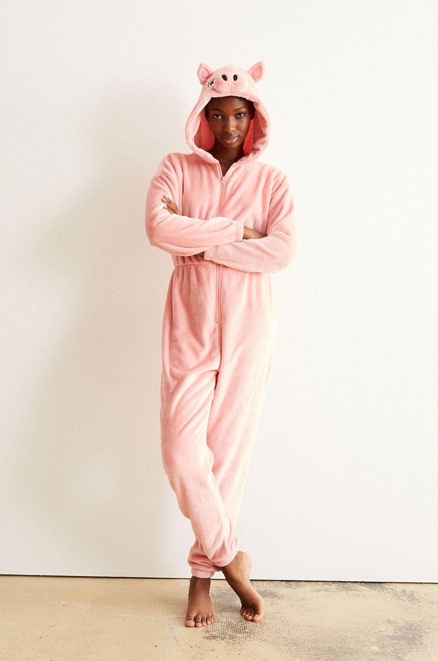 Undiz - Salopeta pijama PIGICOMBIZ