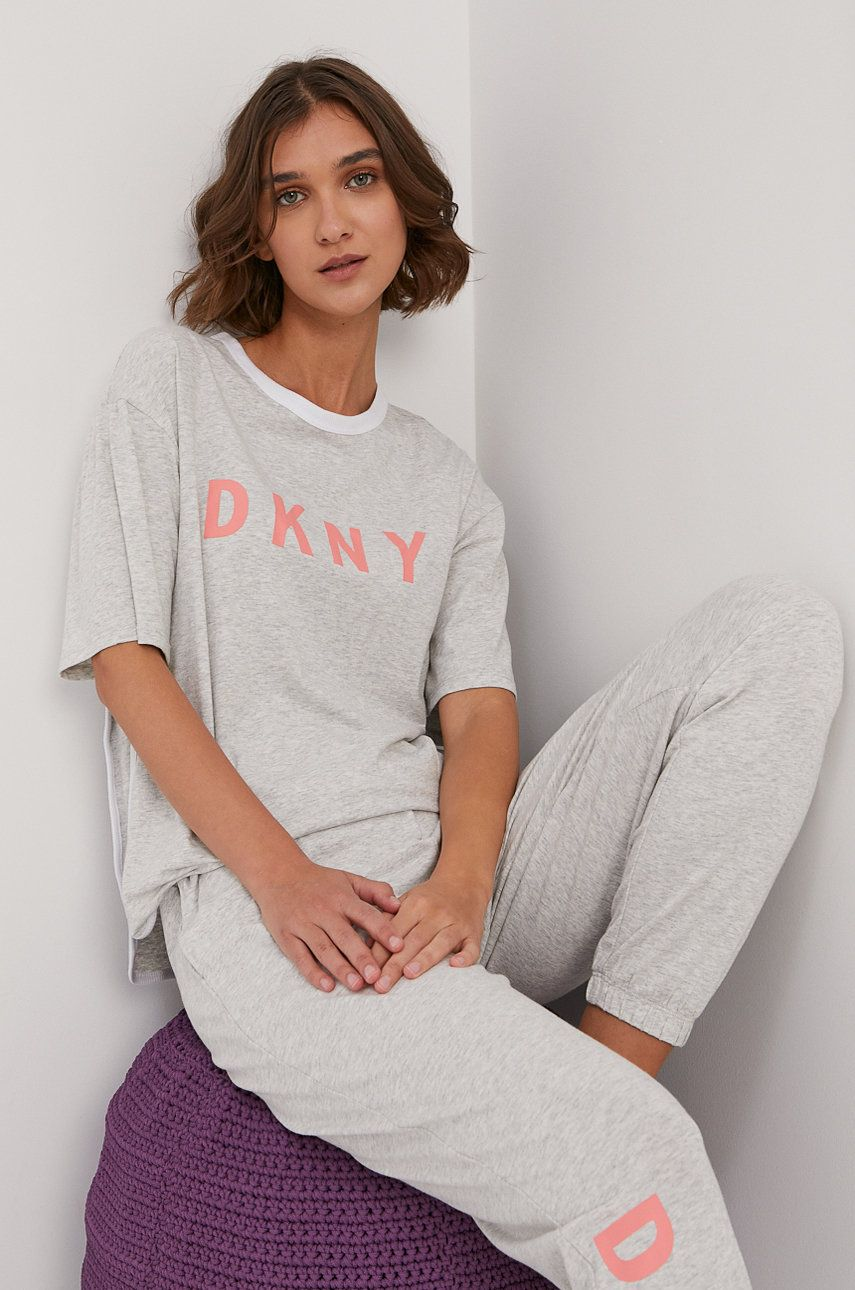 Dkny - Tricou de pijama