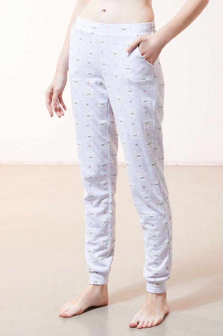 Etam - Pantaloni de pijama Fred