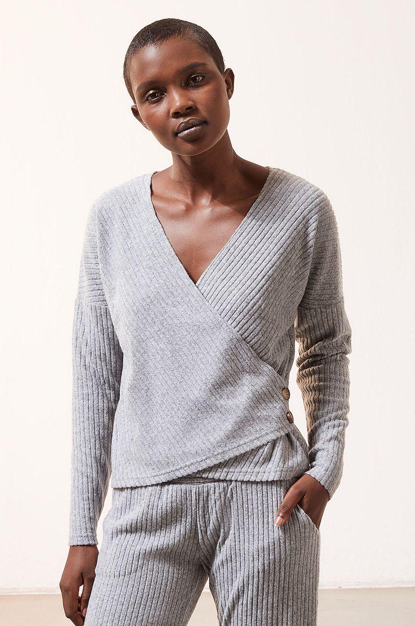 Etam - Longsleeve de pijama LAURYL imagine