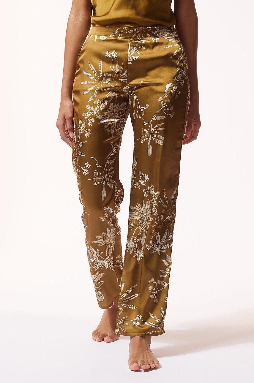 Etam - Pantaloni de pijama Erbal