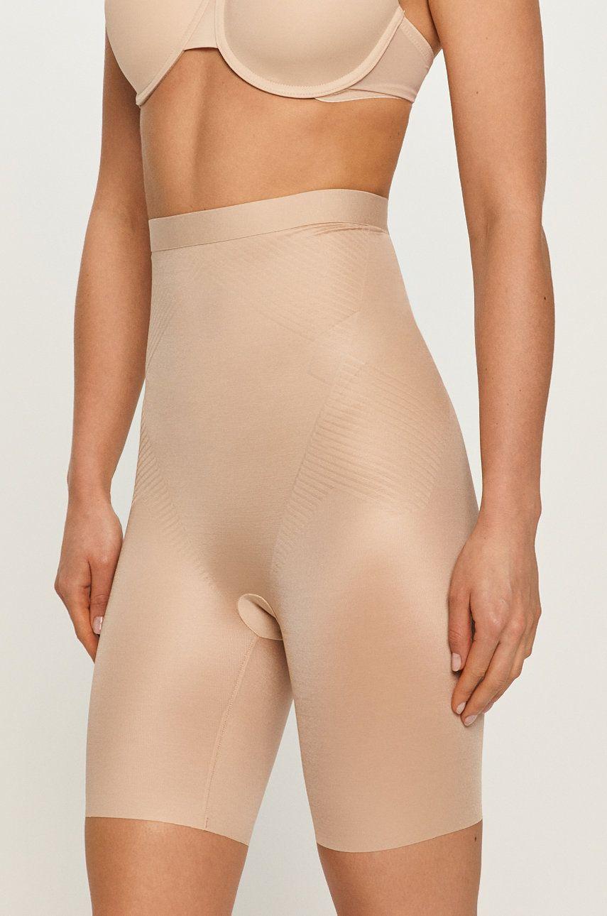 Spanx - Pantaloni scurti modelatori Thinstincts imagine answear.ro 2021
