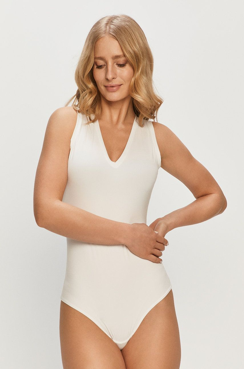 Spanx - Body modelator V-Neck poza answear