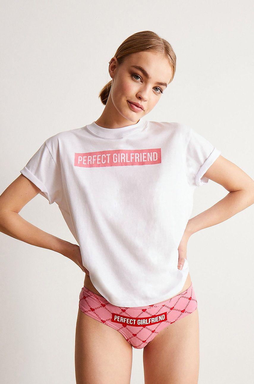 Undiz - Compleu pijama - Tricou si lenjerie GIRLFRIENDSETIZ