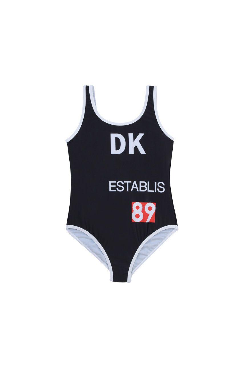 Dkny - Costum de baie copii imagine answear.ro 2021