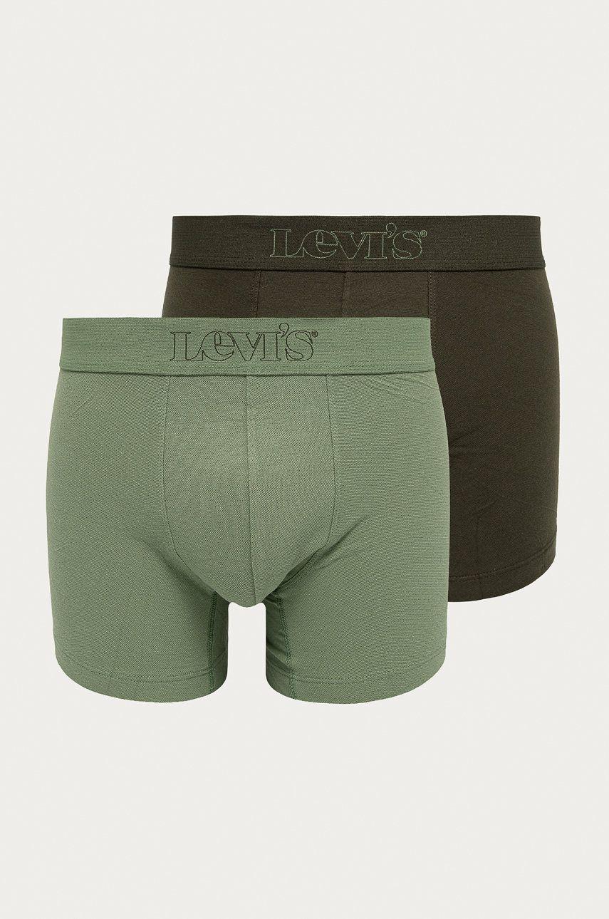 Levi's - Boxeri (2-pack) imagine answear.ro 2021