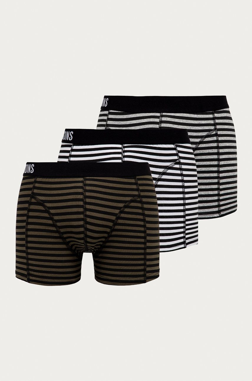 Only & Sons - Boxeri (3-pack) imagine answear.ro 2021
