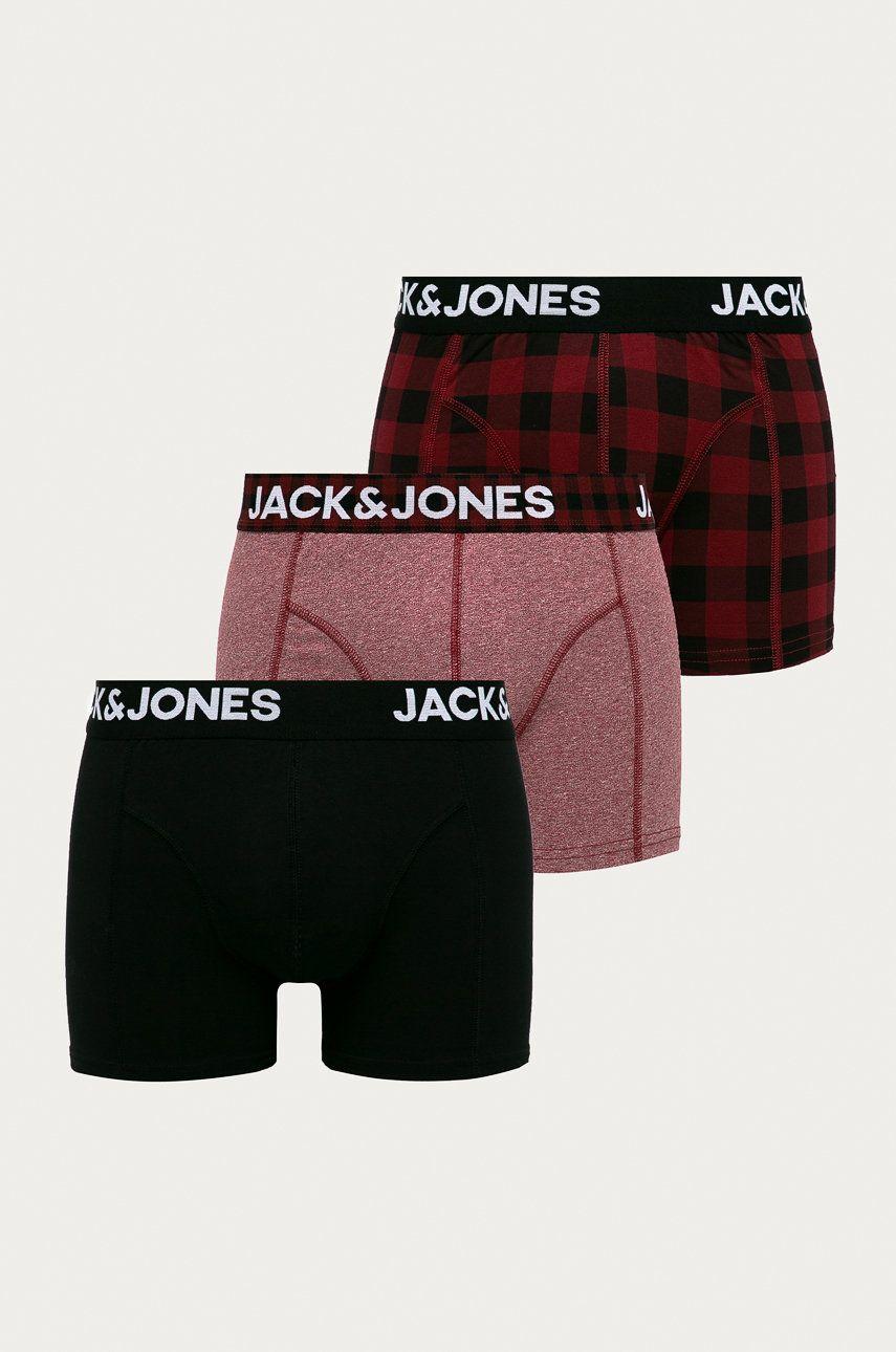 Jack & Jones - Boxeri (3-pack) imagine