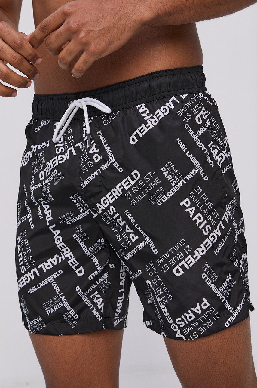 Karl Lagerfeld - Pantaloni scurti de baie