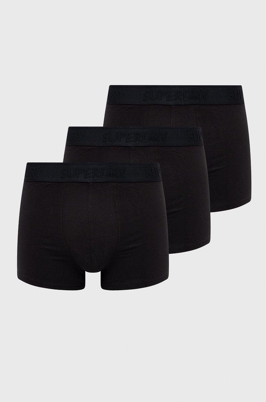 Superdry - Boxeri (3-pack)