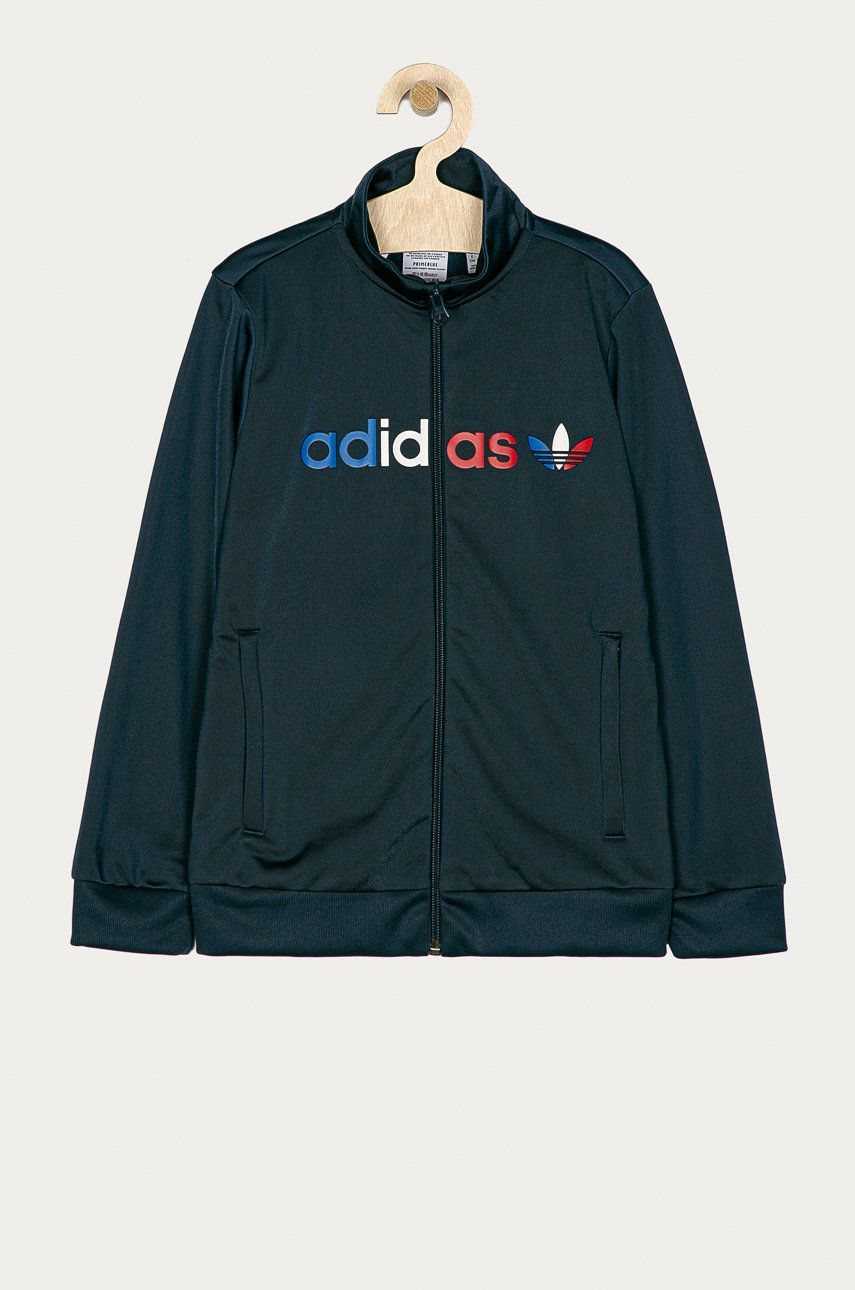 adidas Originals - Bluza copii 134-176 cm imagine answear.ro 2021