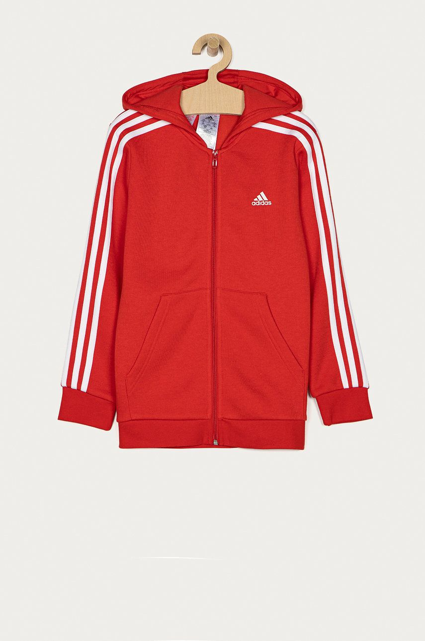 adidas - Bluza copii 104-176 cm imagine answear.ro 2021