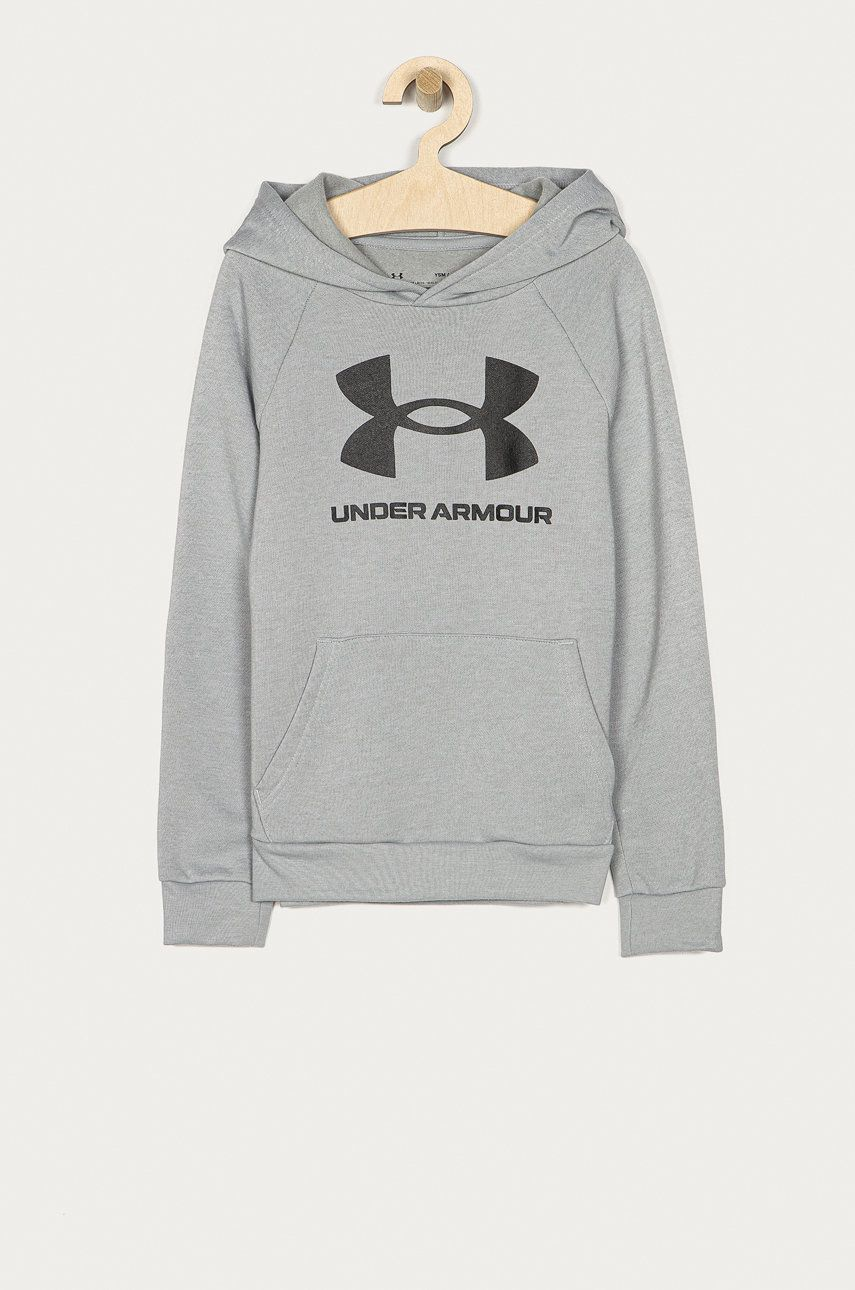 Under Armour - Bluza copii 122-170 cm imagine answear.ro 2021