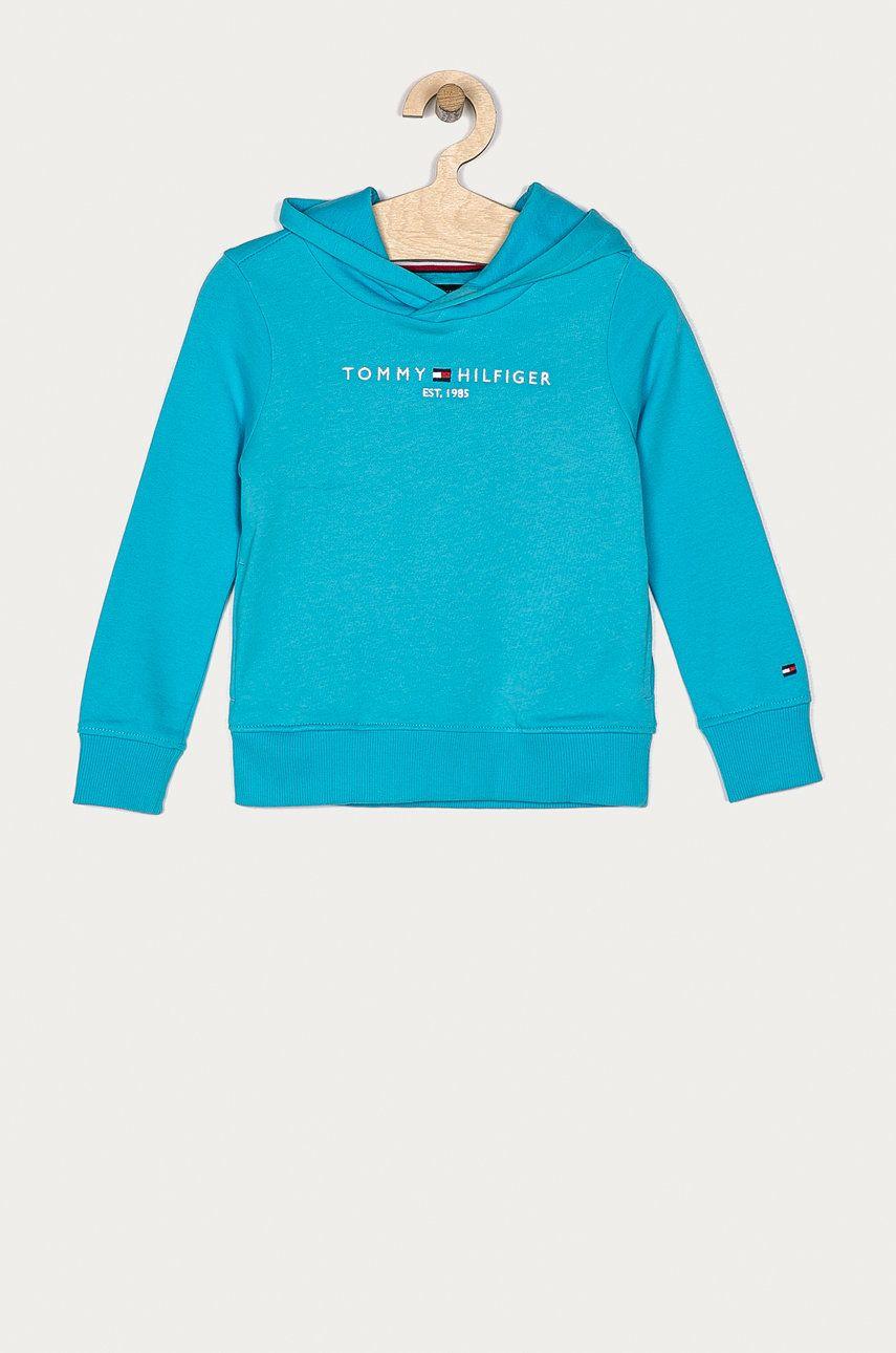 Tommy Hilfiger - Bluza bawełniana dziecięca 92-176 cm