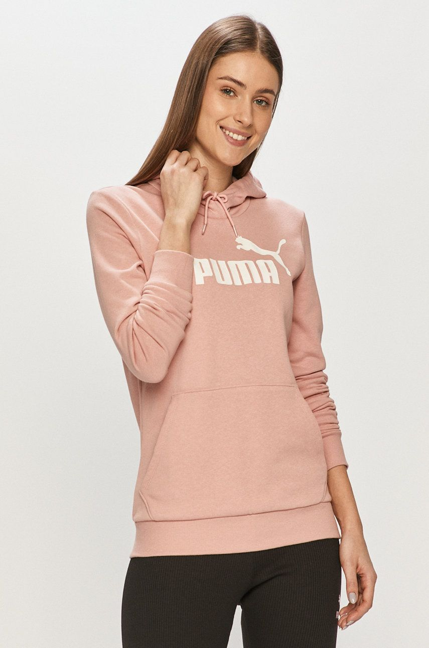 Puma - Bluza imagine answear.ro 2021