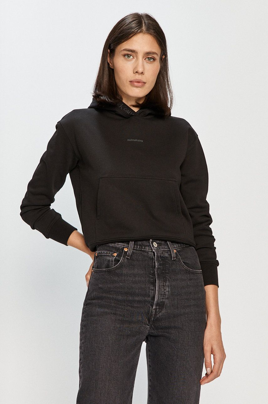 Calvin Klein Jeans - Bluza bawełniana