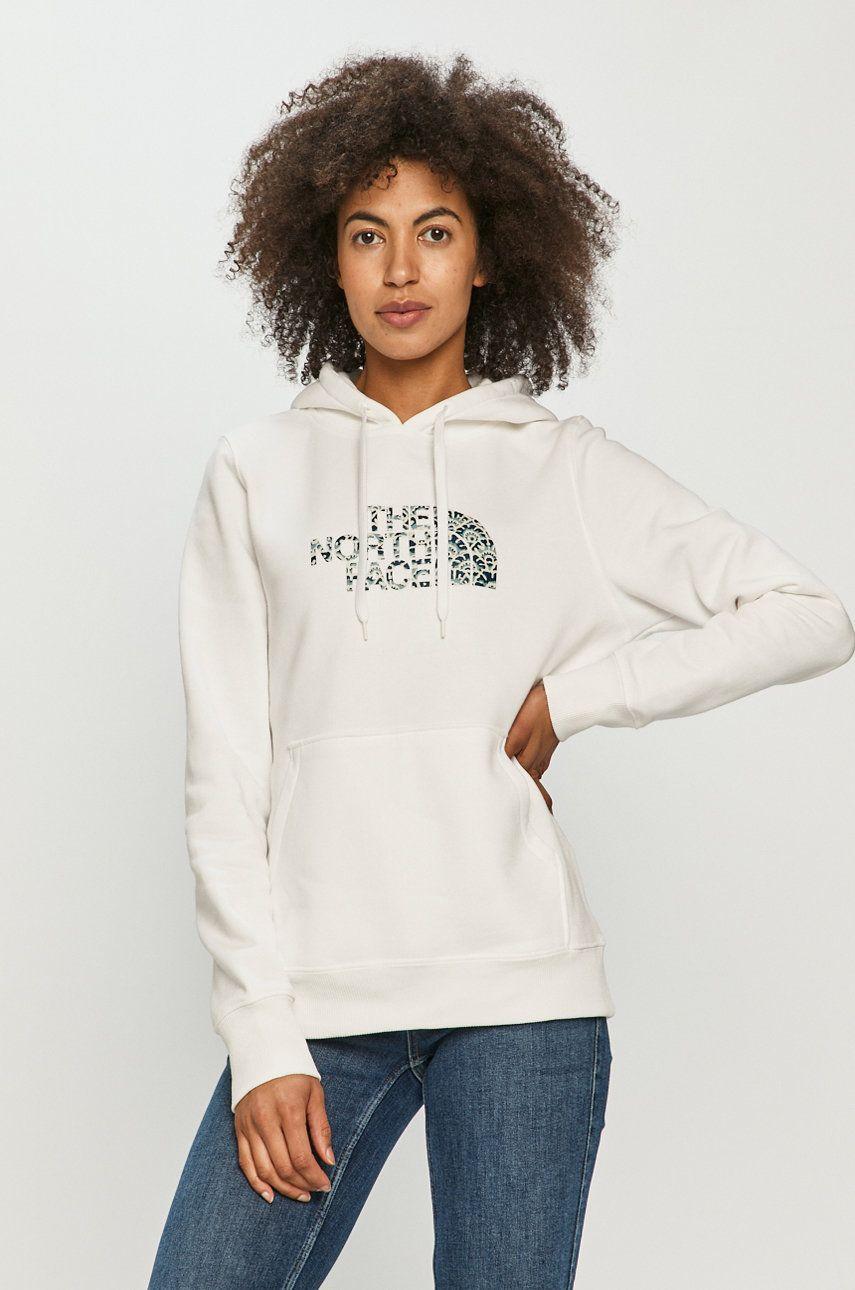 The North Face - Hanorac de bumbac imagine answear.ro 2021