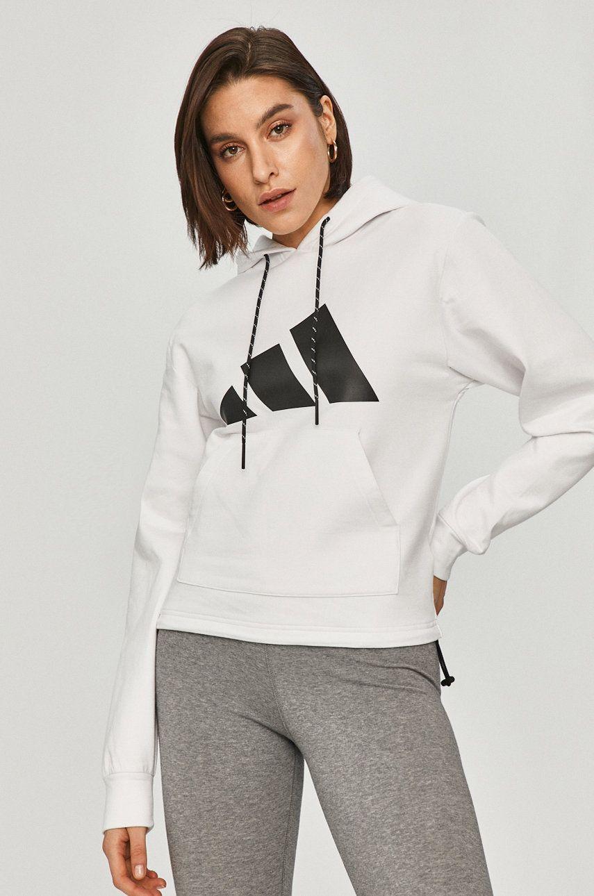 adidas Performance - Bluza imagine answear.ro