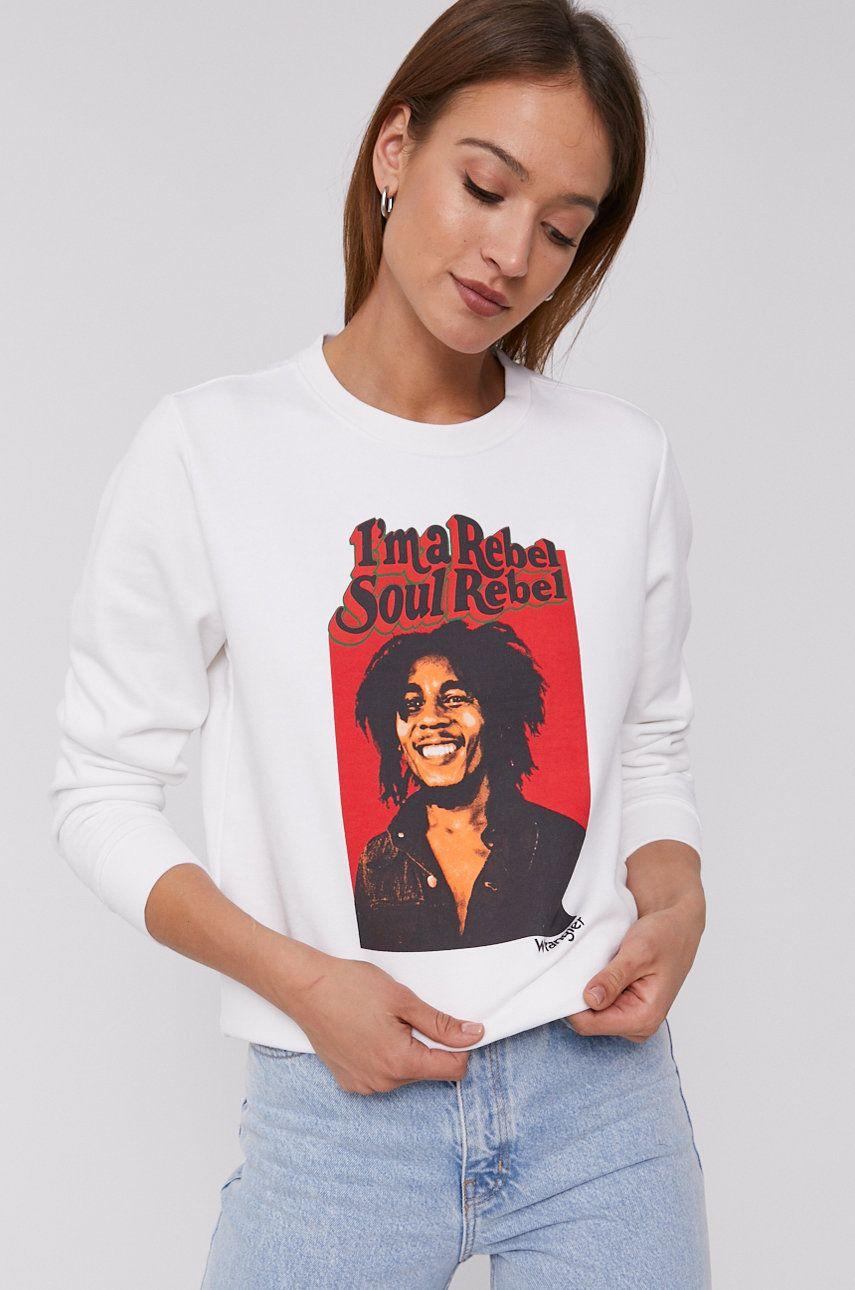 Wrangler - Bluza x Bob Marley