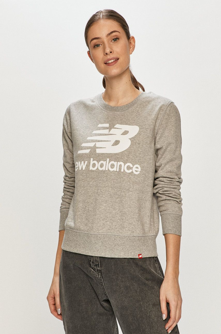 New Balance - Bluza imagine answear.ro 2021