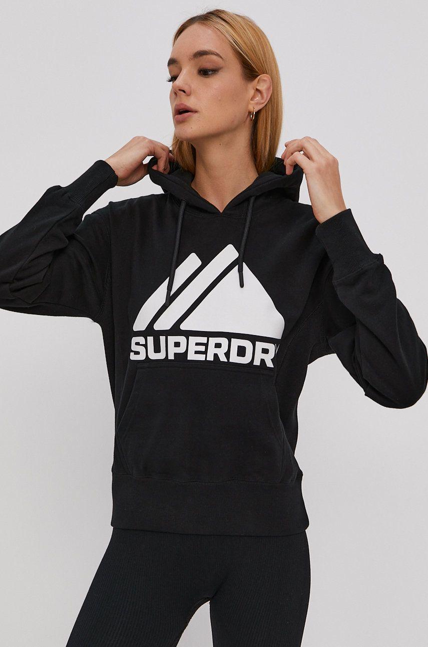 Superdry - Hanorac de bumbac
