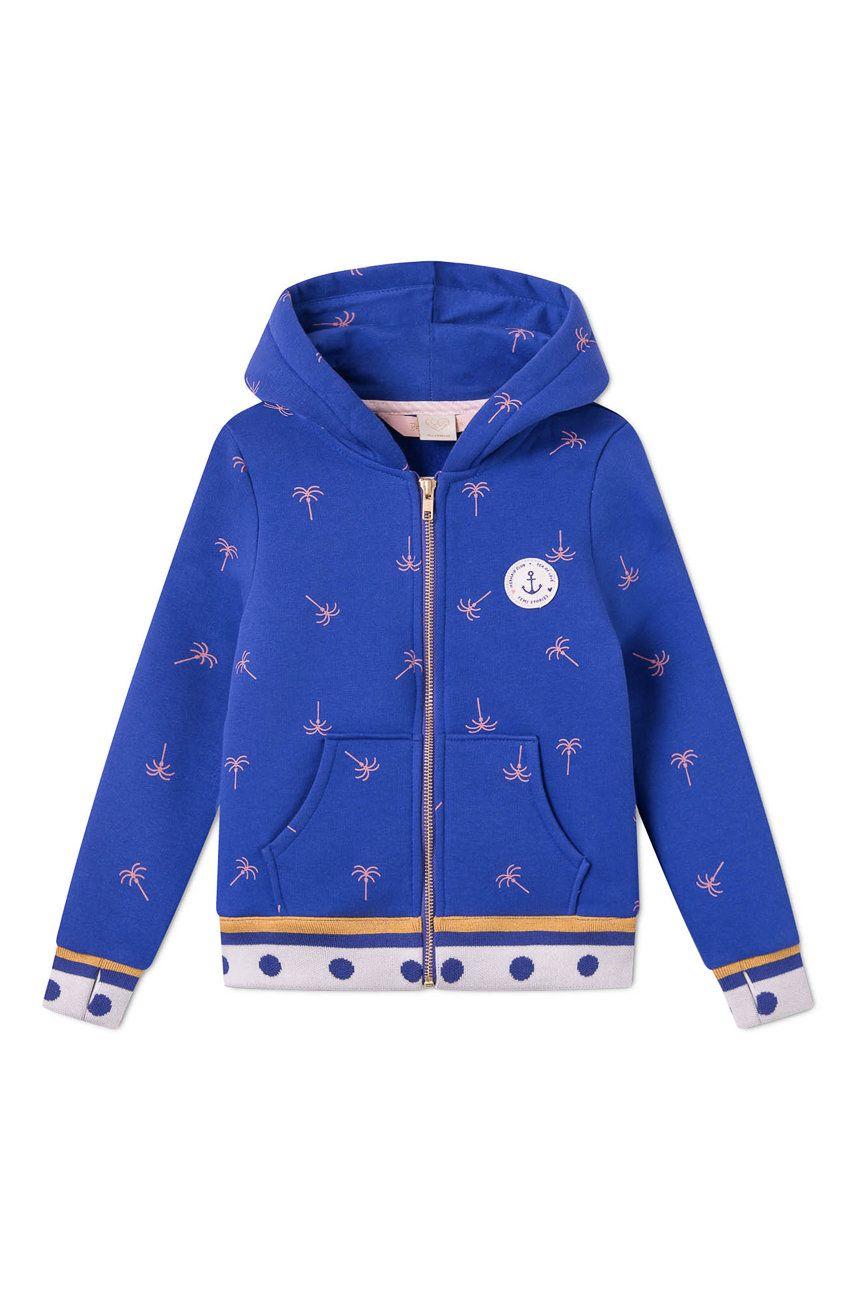 Femi Stories - Bluza copii Zippa 116-158 cm imagine answear.ro