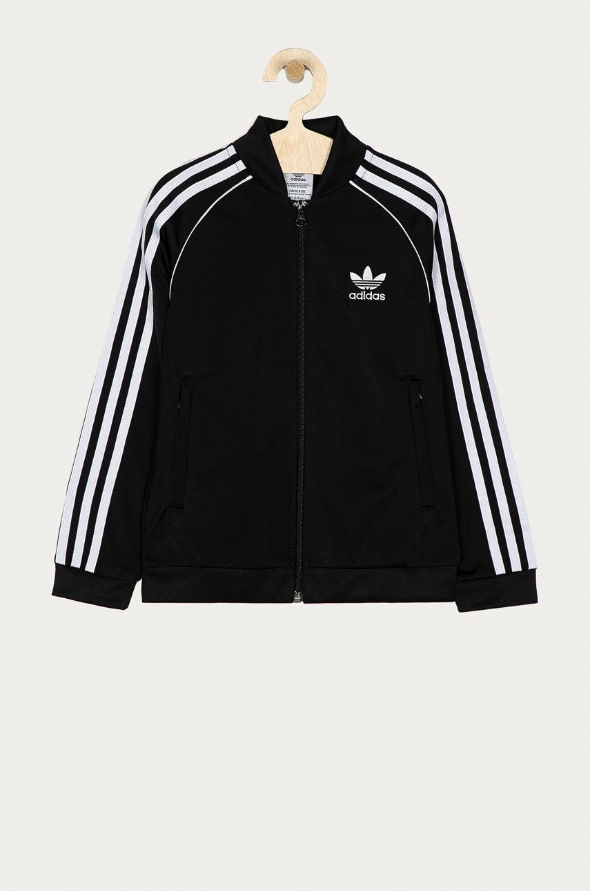 adidas Originals - Bluza copii 128-176 cm imagine answear.ro 2021