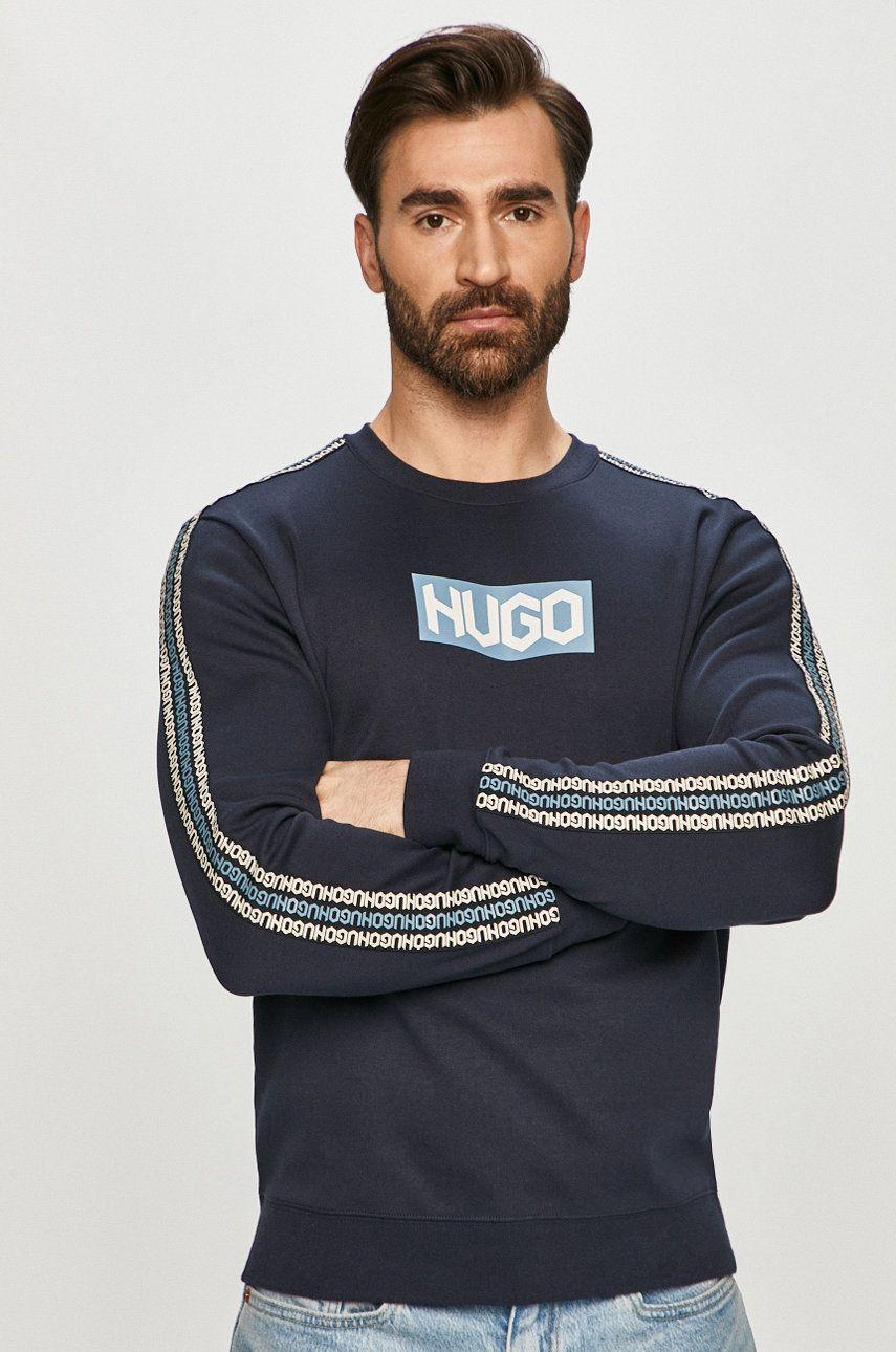 Hugo - Bluza bawełniana