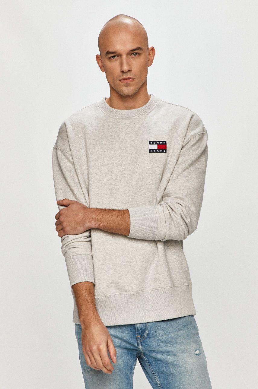 Tommy Jeans - Hanorac de bumbac poza answear