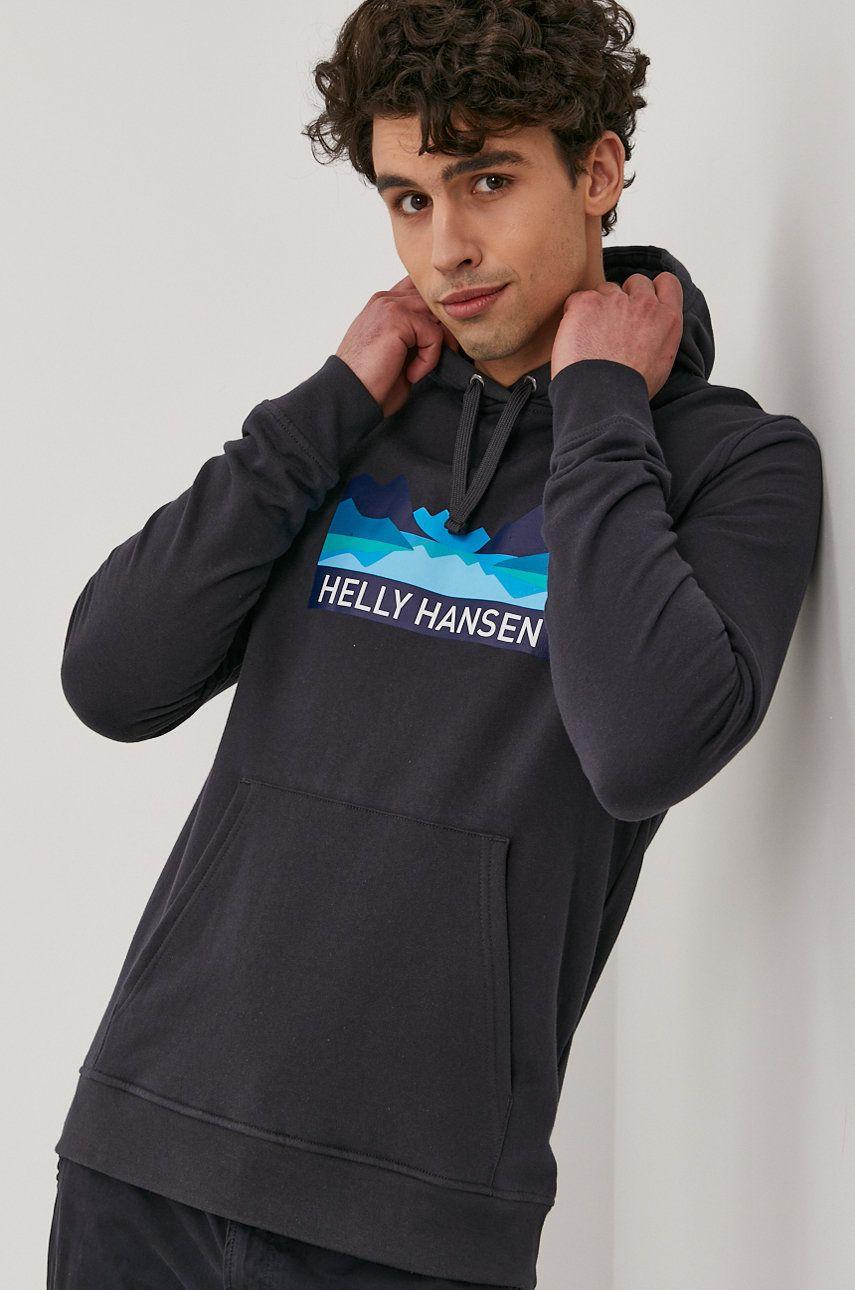 Helly Hansen - Bluza imagine answear.ro