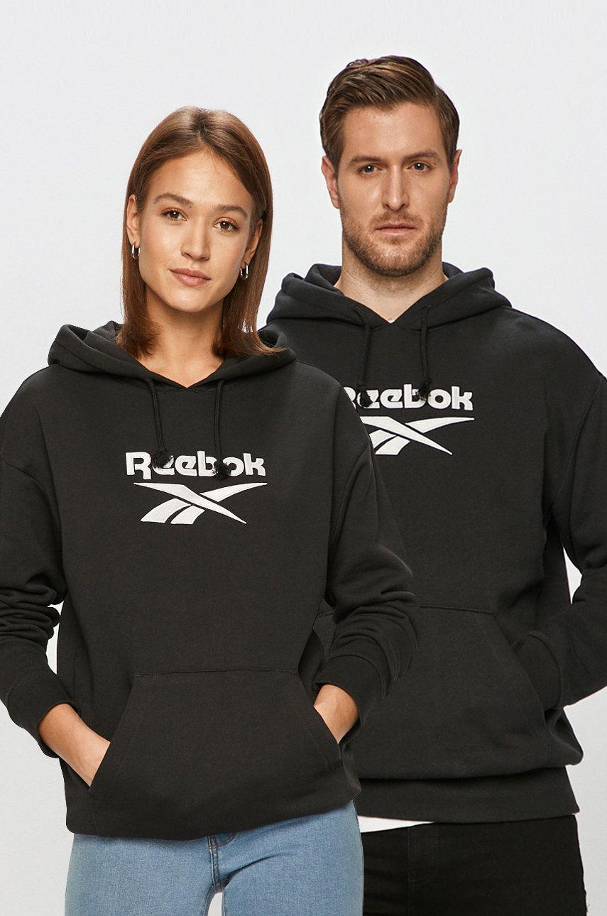 Reebok Classic - Hanorac de bumbac imagine
