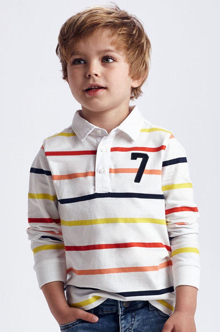 Mayoral - Tricou polo copii imagine