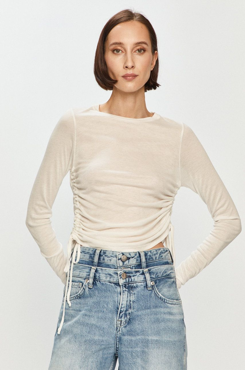 Pepe Jeans - Longsleeve Heidy x Dua Lipa