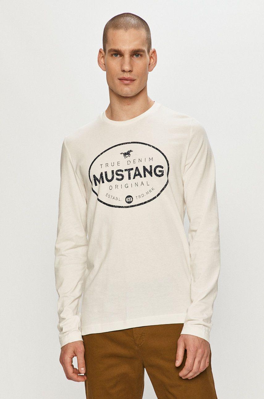 Mustang - Tričko s dlhým rukávom