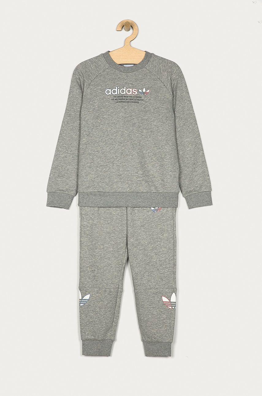 adidas Originals - Trening copii 104-128 cm imagine answear.ro 2021