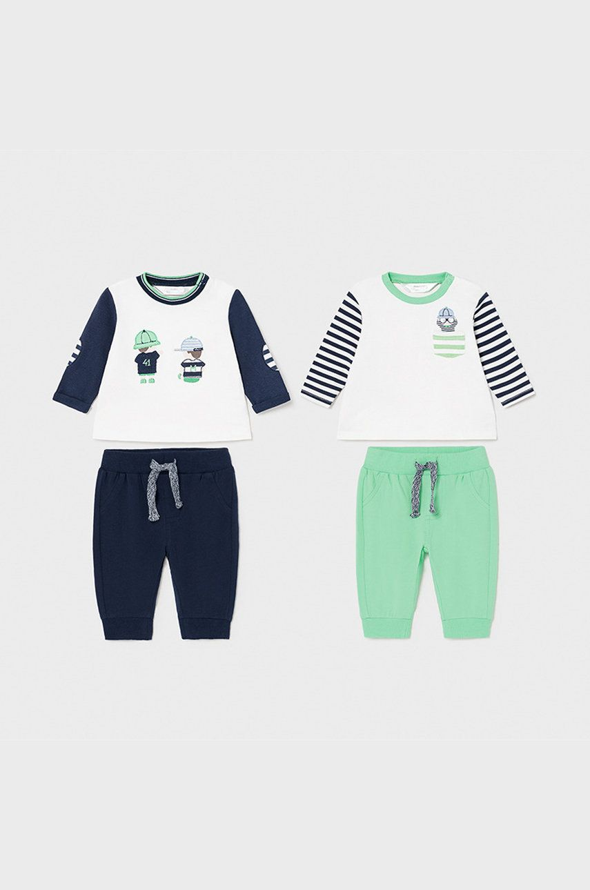 Mayoral Newborn - Trening copii 60-86 cm imagine answear.ro 2021