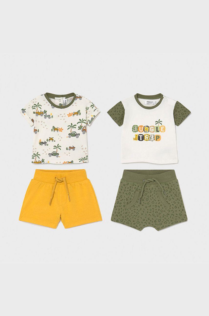Mayoral Newborn - Compleu copii 60-86 cm (2-pack) imagine answear.ro 2021