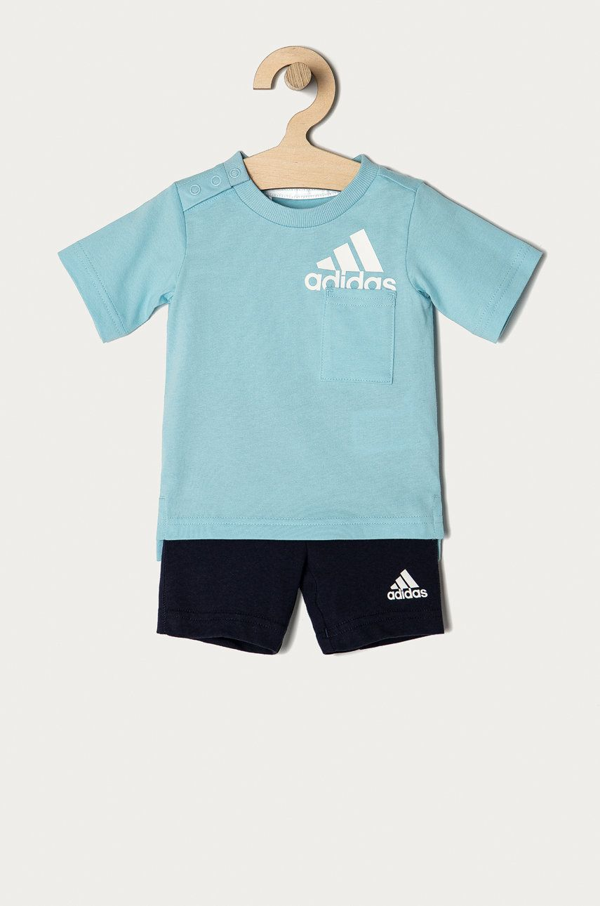 adidas Performance - Compleu copii 62-104 cm imagine answear.ro 2021
