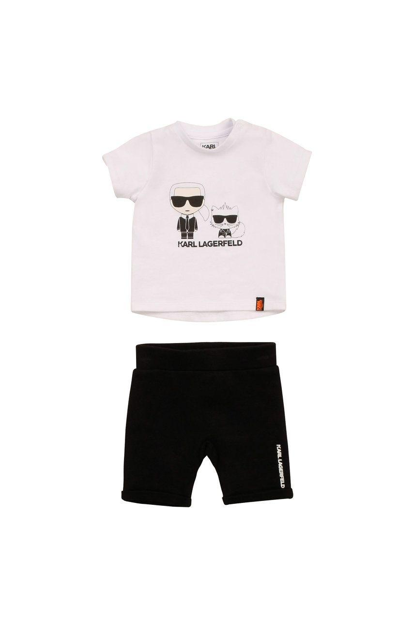 Karl Lagerfeld - Compleu copii imagine answear.ro 2021