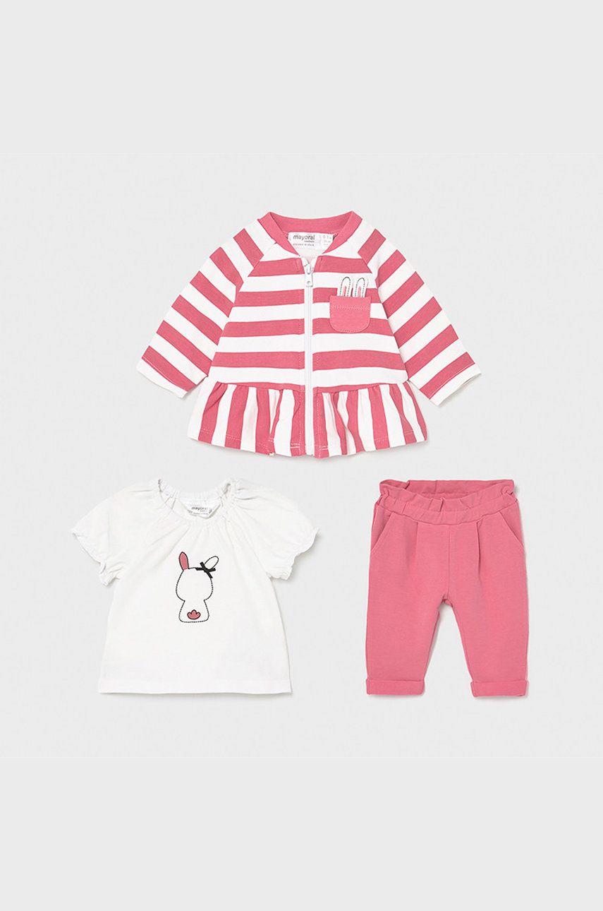 Mayoral Newborn - Compleu copii 60-86 cm poza answear