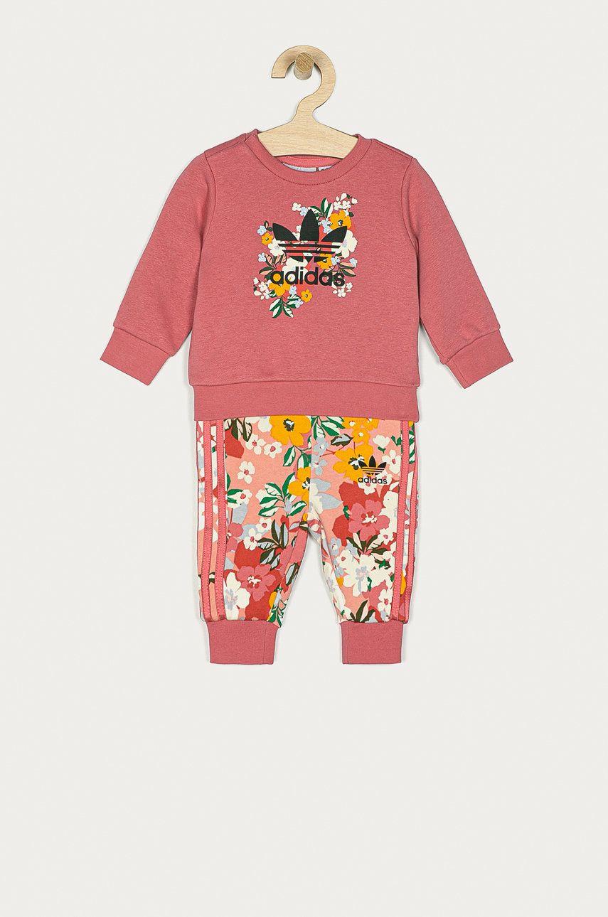 adidas Originals - Trening copii 62-104 cm imagine answear.ro 2021
