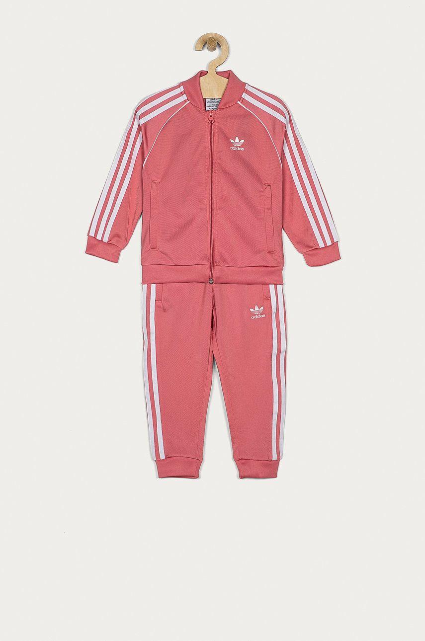 adidas Originals - Trening copii 104-128 imagine answear.ro 2021
