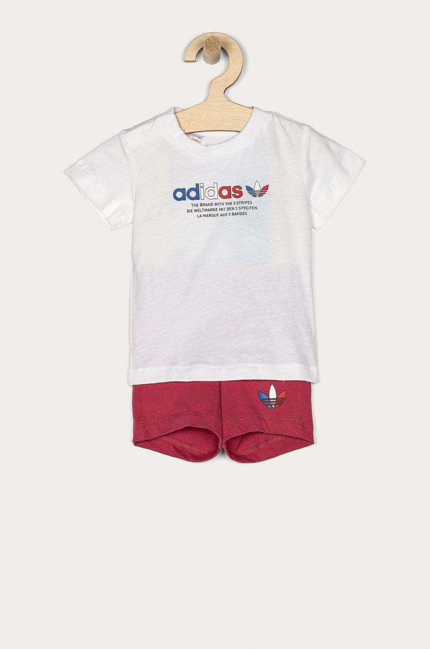 adidas Originals - Compleu copii 62-104 cm imagine answear.ro 2021